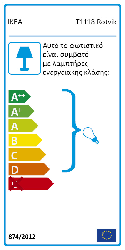 Energy Label Of: 10195714