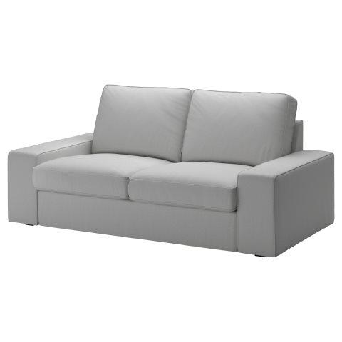 Kivik 3 Seat Sofa Grey Ikea Greece