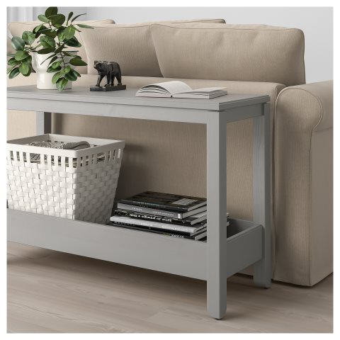 HAVSTA console table, Grey | IKEA Greece