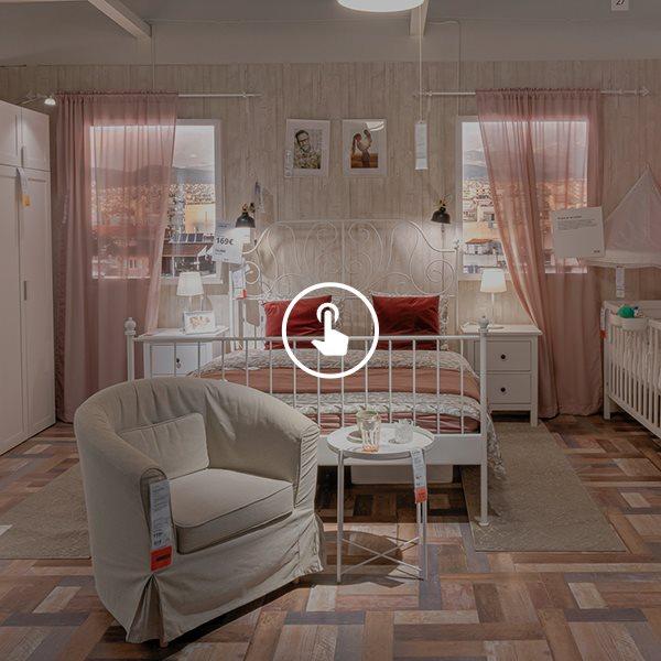 Περιηγηθείτε στο νέο IKEA Virtual Walkthrough
