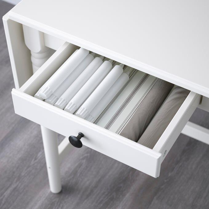 INGATORP τραπέζι με πτυσσόμενα φύλλα, Λευκό   IKEA Ελλάδα