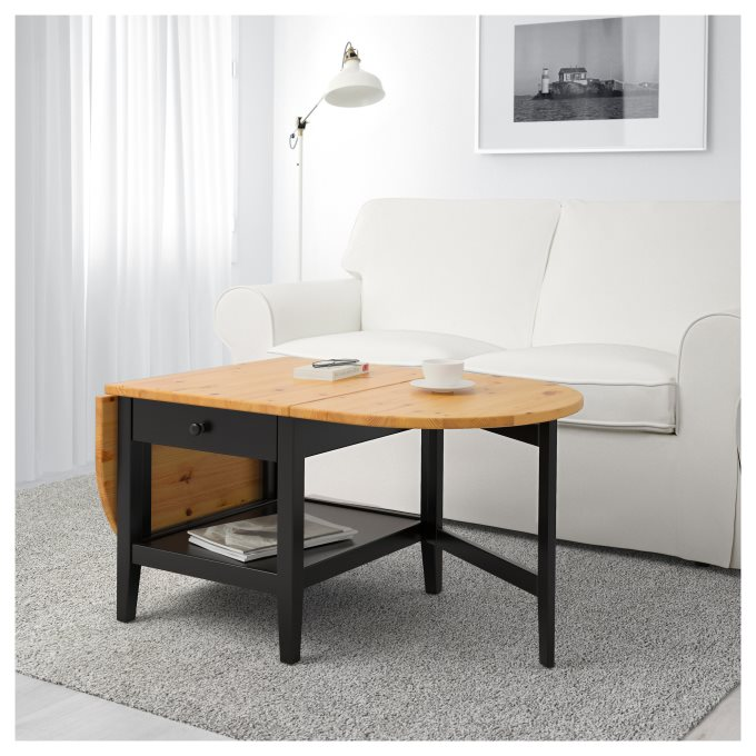 ARKELSTORP τραπέζι μέσης, Μαύρο | IKEA Ελλάδα