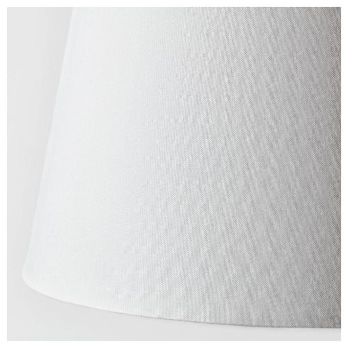 JARA καπέλο φωτιστικού, Λευκό   IKEA Ελλάδα