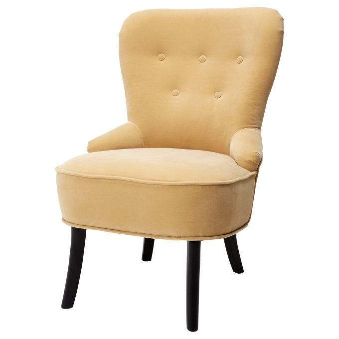 REMSTA πολυθρόνα, Κίτρινο | IKEA Ελλάδα