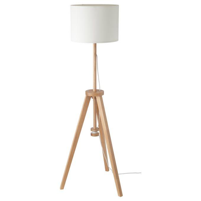 LAUTERS φωτιστικό δαπέδου, Λευκό | IKEA Ελλάδα