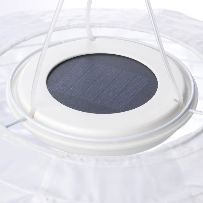 SOLVINDEN ηλιακό κρεμαστό φωτιστικό LED, εξωτερικού χώρου
