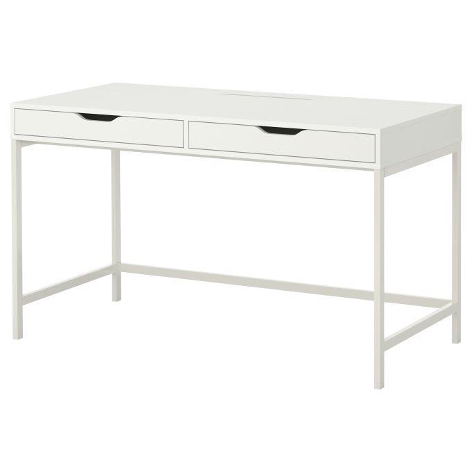ALEX Γραφείο, Λευκό | IKEA Ελλάδα