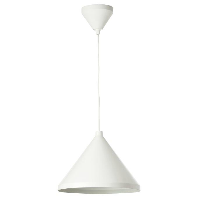 NAVLINGE φωτιστικό οροφής, Λευκό | IKEA Ελλάδα