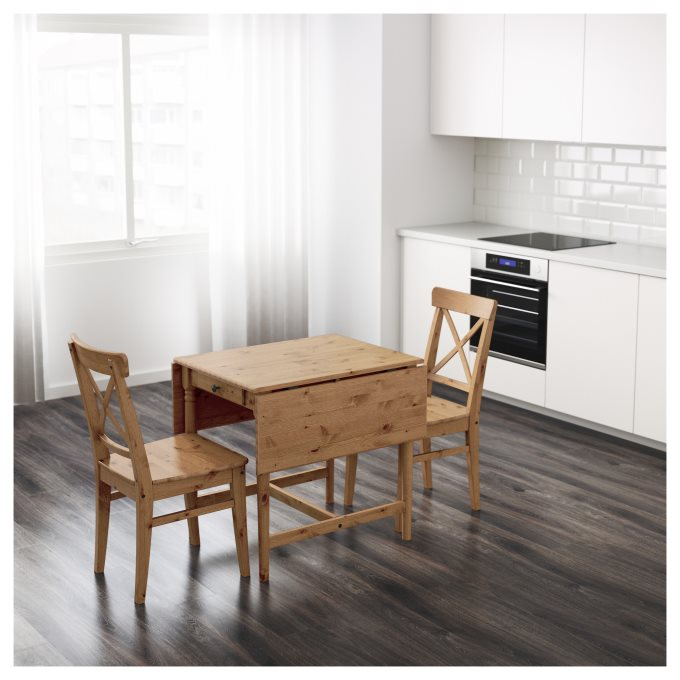 INGATORP τραπέζι με πτυσσόμενα φύλλα, Καφέ   IKEA Ελλάδα