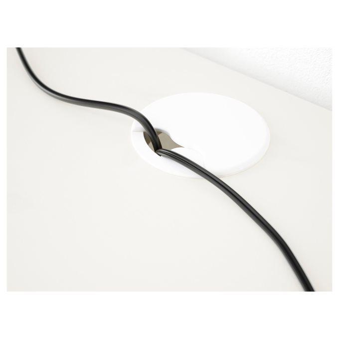 HEMNES desk, White   IKEA Greece
