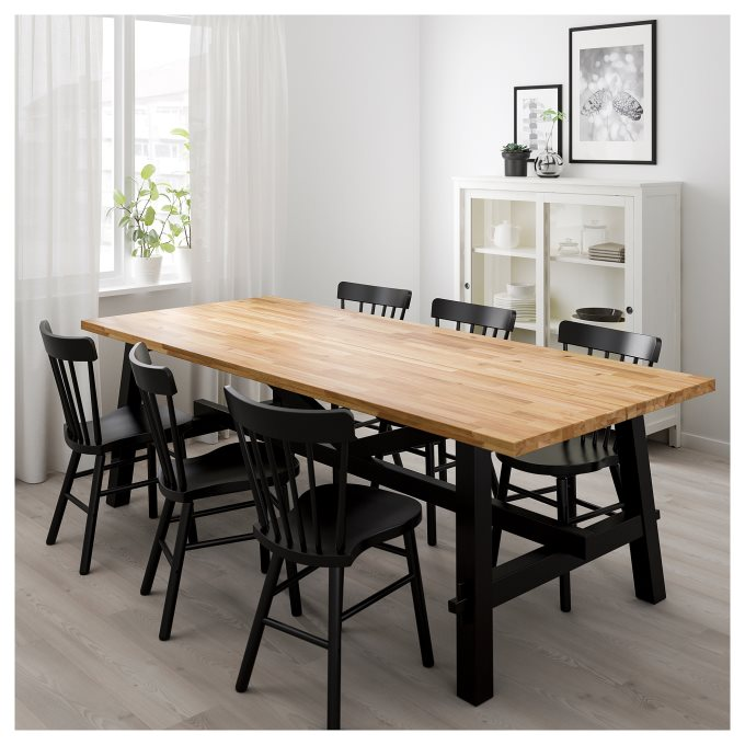 SKOGSTA dining table   IKEA Greece