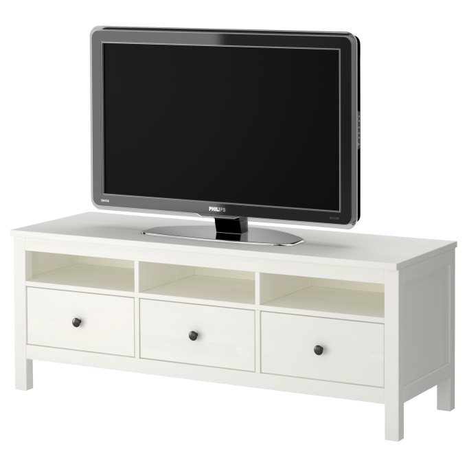 HEMNES έπιπλο TV, Λευκό | IKEA Ελλάδα