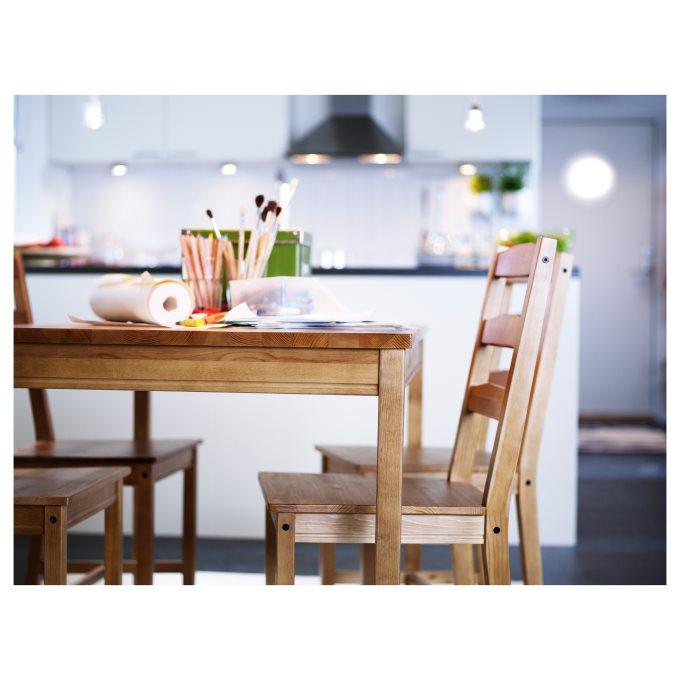 JOKKMOKK καρέκλα, Καφέ | IKEA Ελλάδα