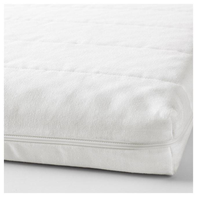 Moshult Foam Mattress Firm White Ikea Greece