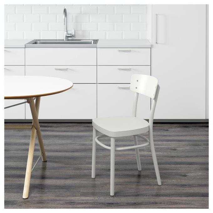 Idolf Chair White Ikea Greece